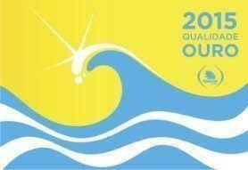 Praia de Qualidade de Ouro 2015