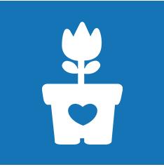 Floristas - Jardins - Jardinagem