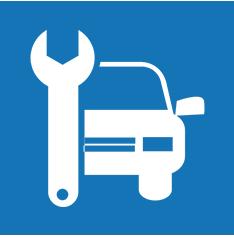 Stand de Automóveis e oficinas mecânicas