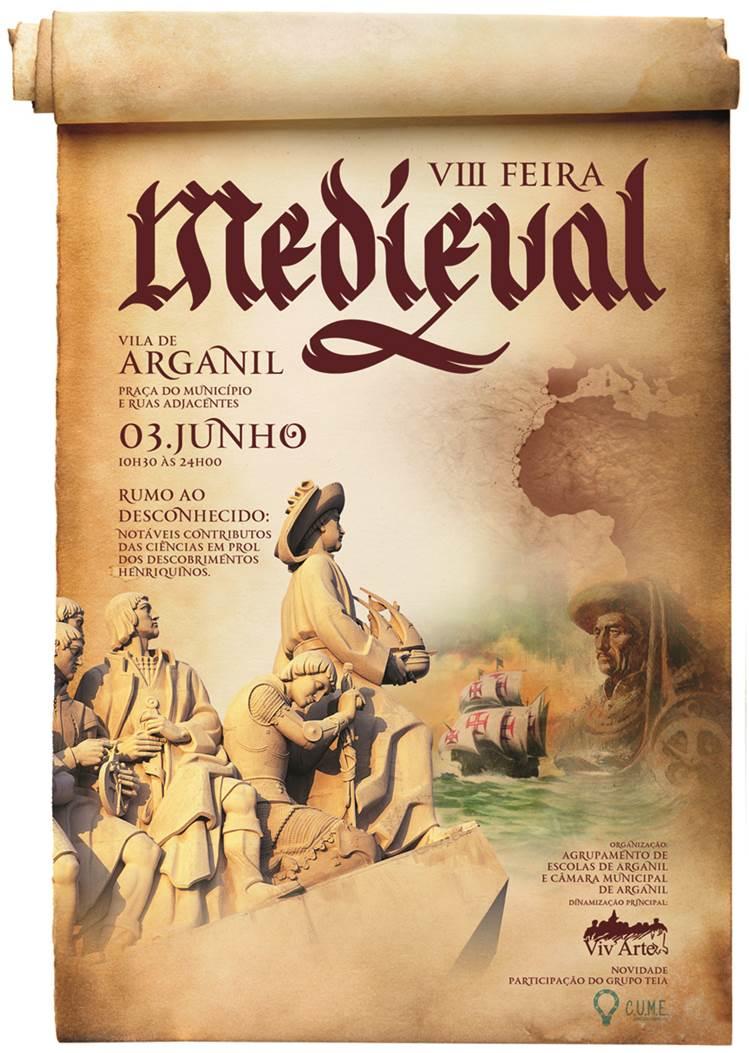 VIII Feira Medieval de Arganil