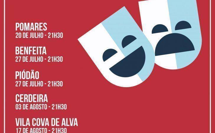 152a9643ab O Município de Arganil através dos grupos de teatro TEIA (Associação  Juvenil CUME) e Gorgulhos Teatro na Serra levará