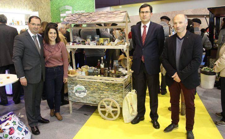 Clube de Produtores do Concelho de Arganil e Município de Arganil marcam presença na BTL 2018