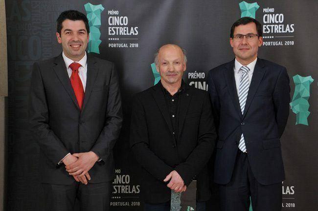 """Piódão distinguido com prémio """"Portugal Cinco Estrelas 2018"""""""