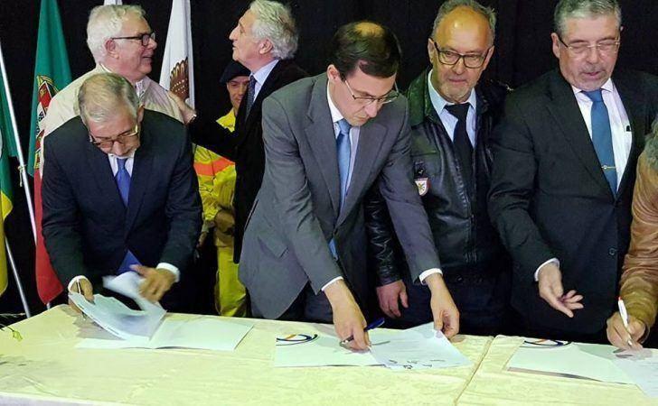 Município de Arganil vai ter duas Equipas de Intervenção Permanente