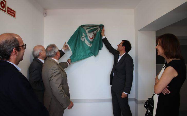 Município de Arganil inaugura extensão de saúde em S. Martinho da Cortiça