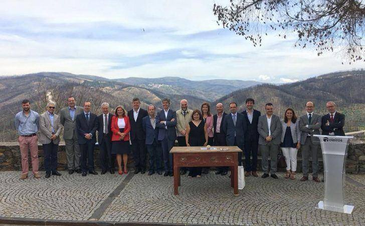Município de Arganil garante apoio para revitalização das Aldeias do Xisto