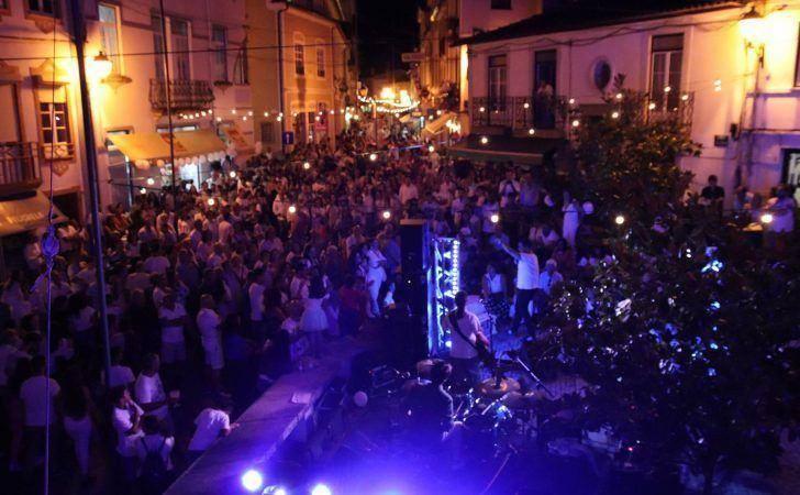 Noite Branca enche as ruas de Arganil de cor e magia