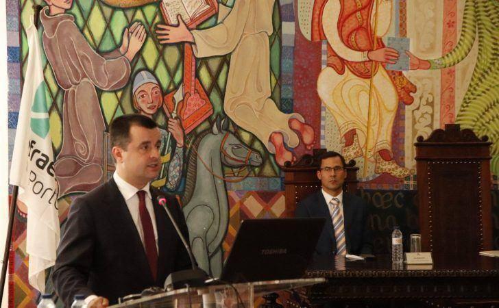 Consignada empreitada de Beneficiação da EN 342 com presença do Secretário de Estado das Infraestruturas