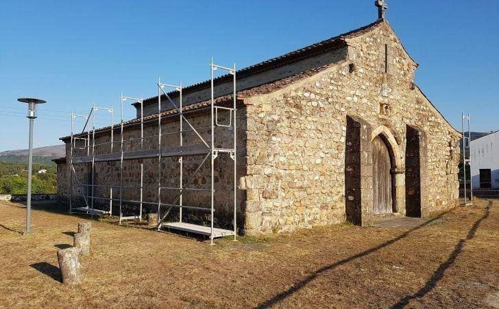 Beneficiação da Capela de São Pedro