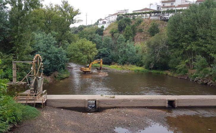 Investimento de 400 mil euros para reabilitação das linhas de água já arrancou