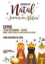 Cantares de Natal e Janeiras na Aldeia – Cepos