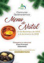Concurso Gastronómico – Menu de Natal