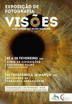 """Exposição Fotográfica """"VISÕES"""""""
