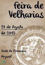 Feira de Velharias – Agosto 2019