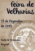 Feira de Velharias – Dezembro 2019