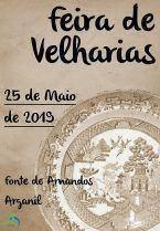 Feira de Velharias – Maio 2019
