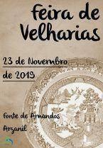 Feira de Velharias – Novembro 2019