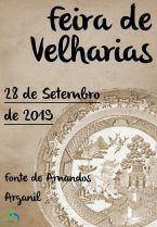 Feira de Velharias – Setembro 2019