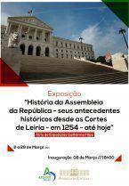 """Exposição """"História da Assembleia da República"""""""