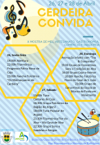 Cerdeira Convida 2019