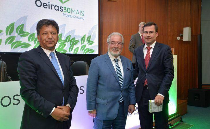 """Arganil recebe nova ferramenta de gestão do território no âmbito do projeto solidário """"Oeiras30Mais"""""""