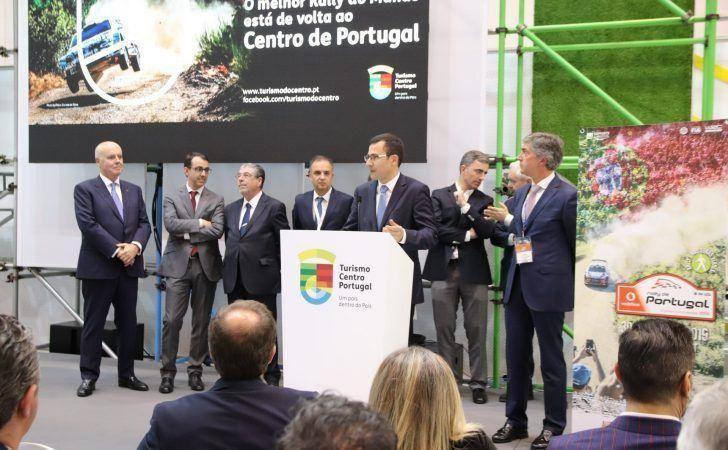 O regresso do Rally de Portugal a Arganil apresentado na Bolsa de Turismo de Lisboa