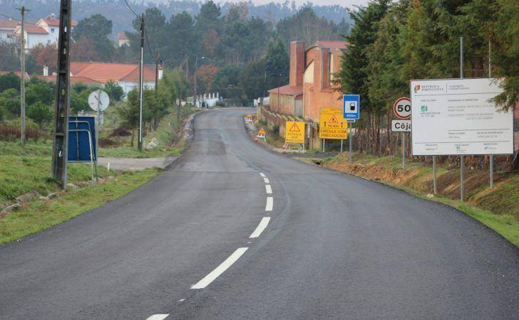 Comunicado: Suspensão dos trabalhos na Estrada Nacional/ER 342 – Arganil-Côja