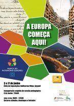"""Exposição """"Marca do património Europeu"""""""