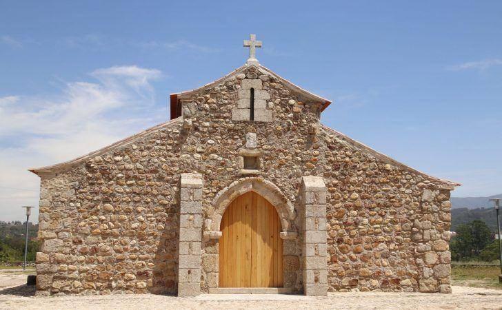 Terminadas as intervenções, Capela de São Pedro está de novo aberta ao público
