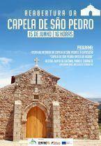 Reabertura da Capela de S. Pedro