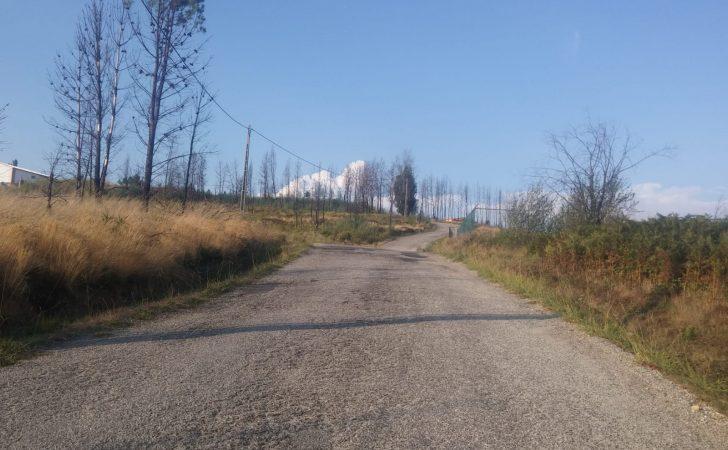 Câmara de Arganil melhora acessos à Zona Industrial de Côja e ruas do Bairro de Côja