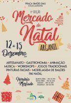 4ª edição – Mercado de Natal Arganil