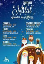 Cantares de Natal e Janeiras na Aldeia 2019