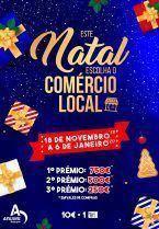 """7ª edição """"Este Natal, escolha o comércio local"""""""