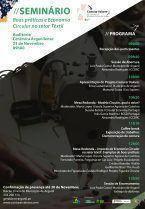Seminário «Boas práticas e Economia Circular no Setor Têxtil»