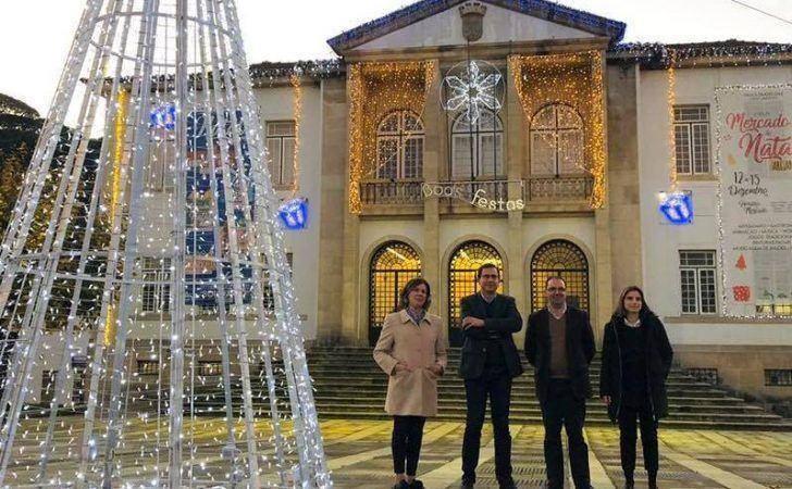 Arganil celebra o Natal com programa diversificado de iniciativas