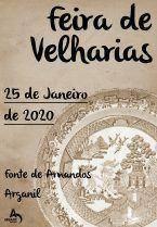 Feira de Velharias – Janeiro 2020