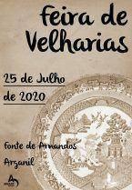 Feira de Velharias – Julho 2020