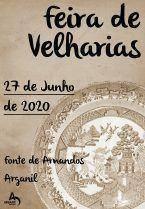 Feira de Velharias – Junho 2020