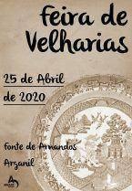 Feira de Velharias – Abril 2020