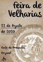 Feira de Velharias – Agosto 2020