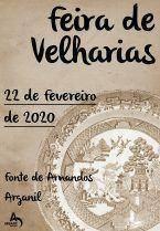 Feira de Velharias – Fevereiro 2020