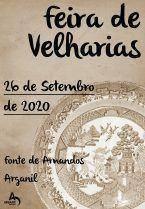 Feira de Velharias – Setembro 2020