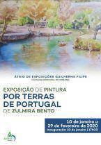 Exposição de Pintura – Por Terras de Portugal