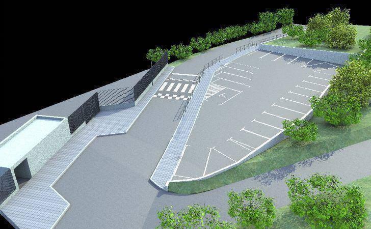 Município vai investir 110 mil euros na requalificação de acessos e estacionamento na EB1 de Arganil