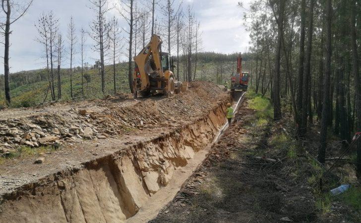 2,6 milhões de euros para melhorar o abastecimento de água em Vila Cova do Alva, Alqueve e Pomares