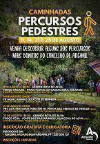 Caminhadas – Percursos Pedestres