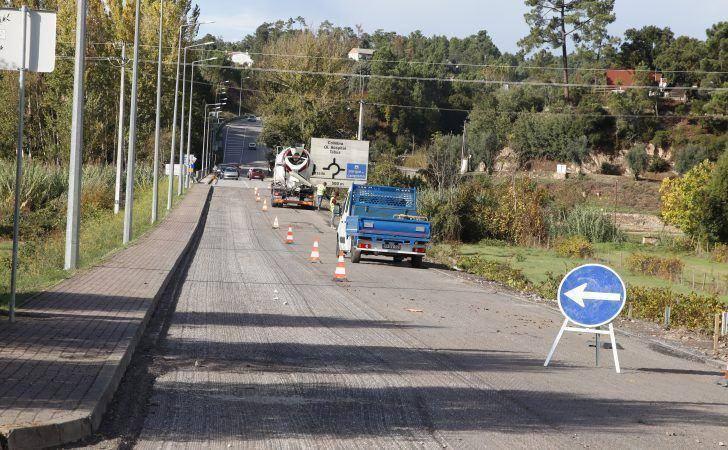 Município avança com requalificação do troço entre Sarzedo e Arganil