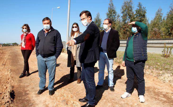 Executivo camarário realiza jornada de trabalho na freguesia de Sarzedo