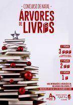 Concurso de Natal – Árvore de livros